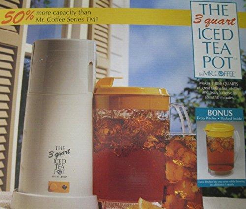3 Quart Iced Tea Maker By Mr. Coffee