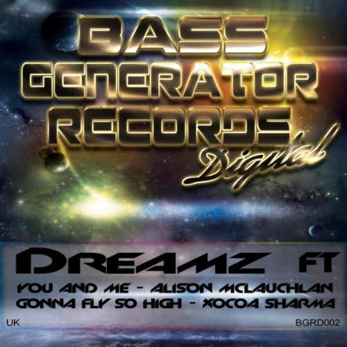 Dreamz feat Alison Mclauchlan & Xocoa Sharma