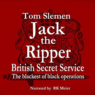 Jack the Ripper - Secret Service cover art