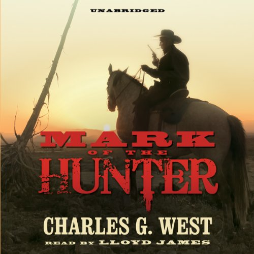 Mark of the Hunter audiobook cover art