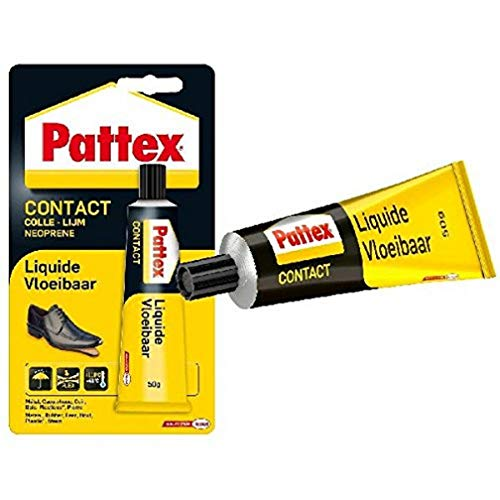 PATTEX Colle Contact Liquide Blister 50g