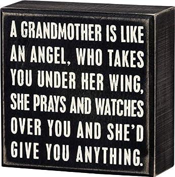 Best grandmother plaques Reviews