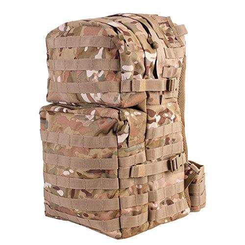 Kombat British Army SAS Military Tactical Combat Rucksack Bergen Molle 40 Litre L Surplus New Multicam UTP by Kombat