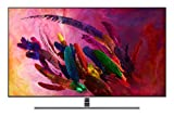 "Samsung QN65Q7F Flat 65"" QLED 4K Ultra HD Smart TV (2018), Eclipse Silver"