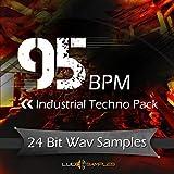 2 GB di campioni di tecnica industriale rari. Questa collezione include 1333 Loop di tamburi carismatici, Suoni Fx, Basslines, Synthlines,|WAV Files (24Bit) DVD non BOX