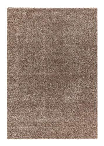 ASTRA Teppich Savona 133x190cm D.180 C.062 haselnuss