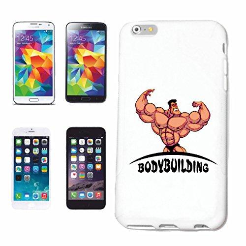 Reifen-Markt Hard Cover - Funda para teléfono móvil Compatible con Samsung Galaxy S3 i9300 Bodybuilding Gym Peso DE FORMACIÓN Gym Muskelaufbau Suplementos DE Pesas