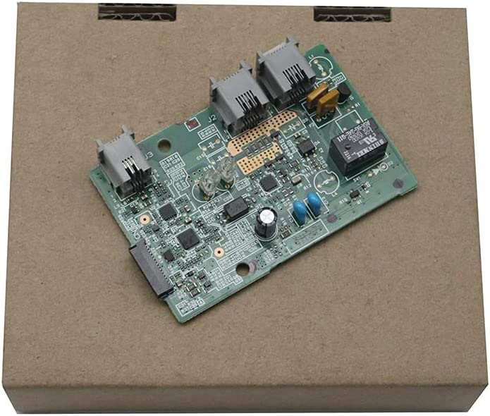 LT1998 B57T057-1 Network Board for Brother FAX2840 FAX2890 FAX2990 MFC7240 MFC7290 2840 2890 2990 7240 7290 Printer Spare Parts (Color : FAX2890)