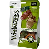 Whimzees Natural Grain Free Daily Dental Dog...