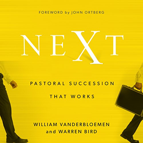 Next: Pastoral Succession That Works audiobook cover art
