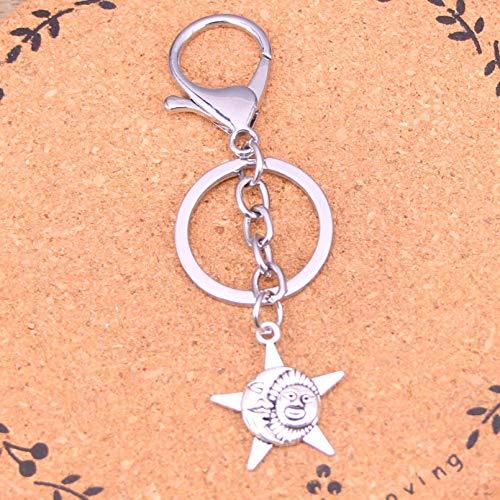 FSDFS Metals Type:Zinc Alloy= Gender:Unisex=Item Type:Key Chains=Material:Metal=Metal Color:Antique Silver Plated= Gender:Men, Women,Car Keychain