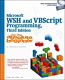 Microsoft WSH and VBScript Programming for the Absolute Beginner - Jerry Lee, Jr. Ford