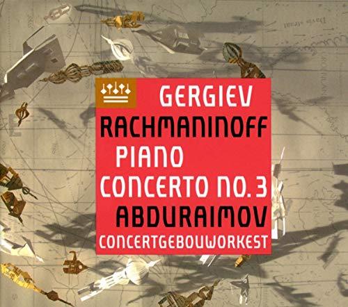 Rachmaninoff: Piano Concerto 3