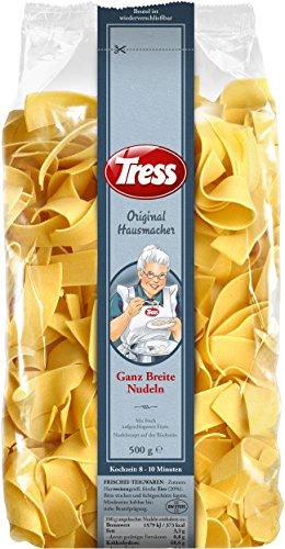 Tress Hausmacher Nudelnester 18mm, 4er Pack (4 x 500 g)