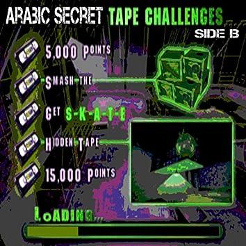 Secret tape Challenges