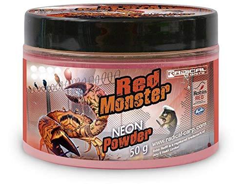 Radical Red Monster Neon Powder 50g,