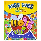 Busy Bugs - My First Little Seek and Find