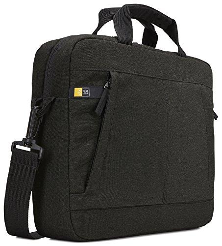 Case Logic Huxton13.3 Laptop Attache (HUXA-113BLK), Black