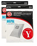 Hoover Type Y HEPA Bag (4-Pack), AH10040