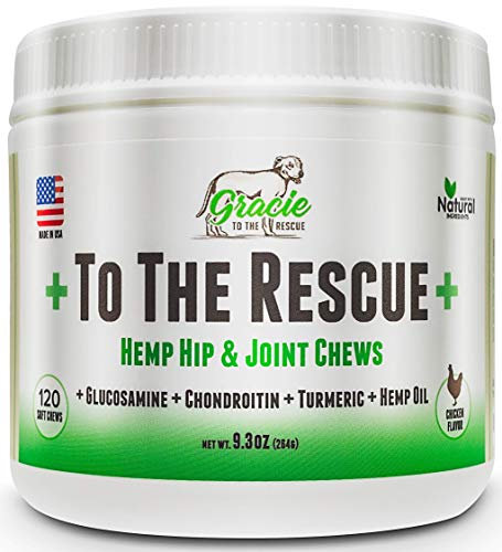 Joint Supplement for Dogs with Hemp Oil