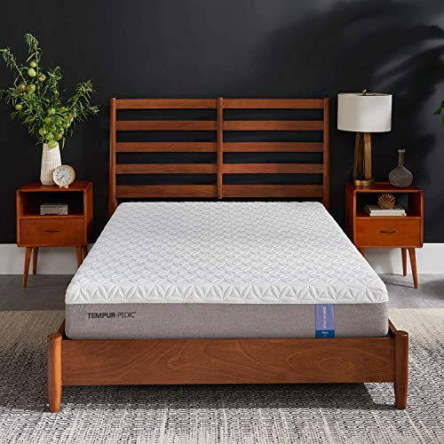 TEMPUR‐Cloud Prima Medium-Soft Mattress, Cooling Memory Foam Layers, King, Made in USA, 10 Year Warranty