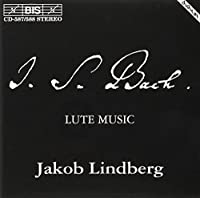 Lute Music: Suite In G Minor by J.S. BACH (1994-10-12)