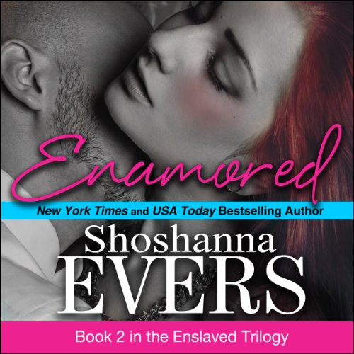 Enamored audiobook cover art