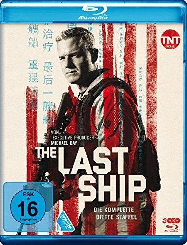 Price comparison product image The Last Ship - Staffel 3
