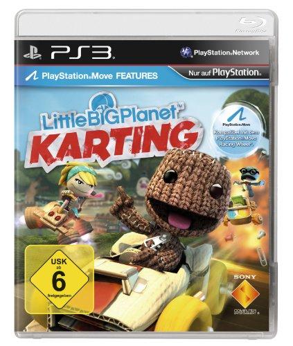 LittleBigPlanet Karting - [PlayStation 3]