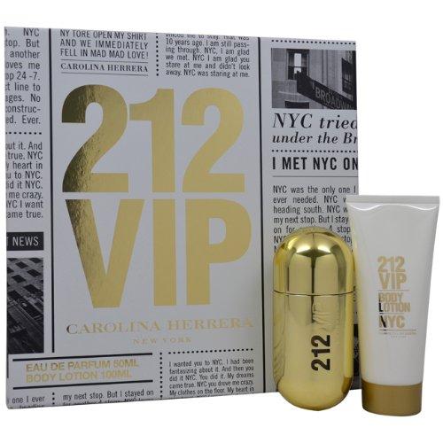Carolina Herrera 212 Vip Gift Set for Women