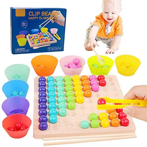 Wooden Go Games Set, Montessori ...
