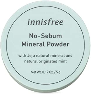 innisfree powder for oily skin