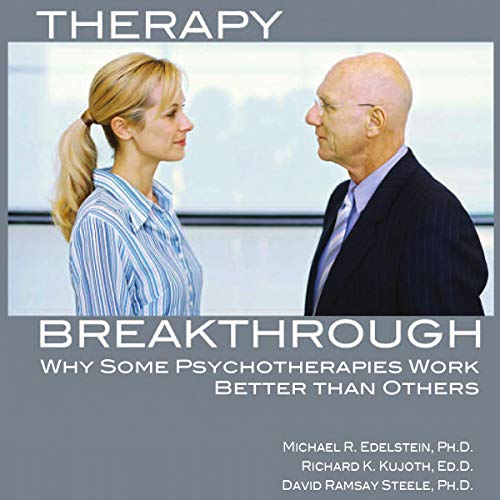 Therapy Breakthrough: Why Some Psychotherapies Work Better Than Others Titelbild