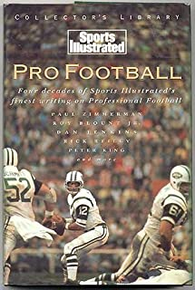 Sports Illus Coll Library Footbal (Collector's Library)