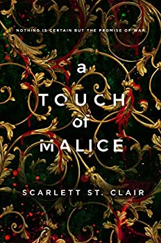 A Touch of Malice  Hades X Persephone Book 3