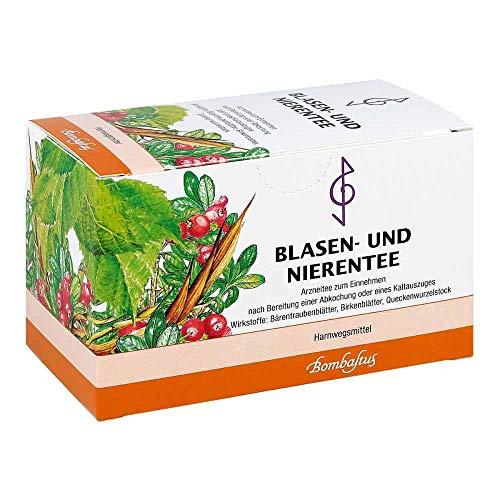 BLASEN UND Nierentee VII Bombastus Filterbeutel 20X2 g