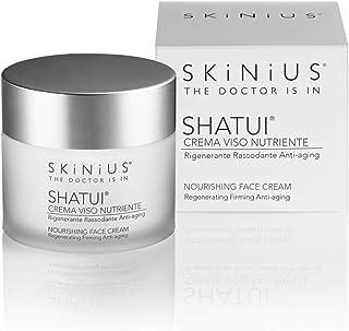 Skinius - SHATUI Crema Viso Crema Viso Nutriente, Rigenerante, Rassodante Anti-aging, 50 ml