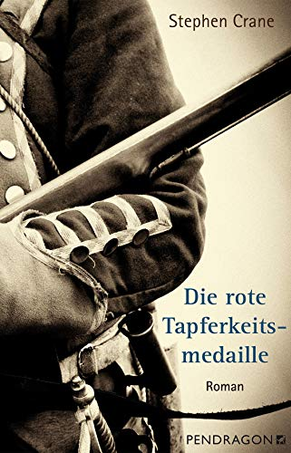 Buchseite und Rezensionen zu 'Die rote Tapferkeitsmedaille: Roman' von  Stephen Crane