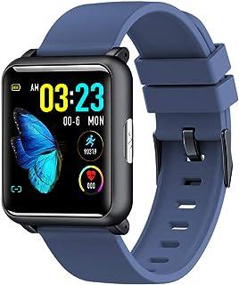 Fitness Tracker Activity Tracker Smart Bracelet Sport Watch Health Tracker Wearable Pedometer Wristband Sleep Monitor Step Counter Calorie Counter for Kids Women Ladies Children