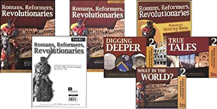 Romans, Reformers, Revolutionaries SET: A Biblical World History Curriculum Resurrection to Revolution (History Revealed, Volume 2)
