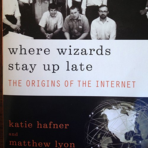 Where Wizards Stay Up Late cover art
