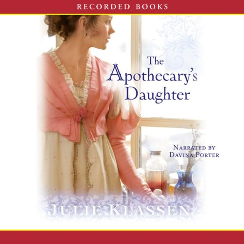 The Apothecary's Daughter audiobook cover art