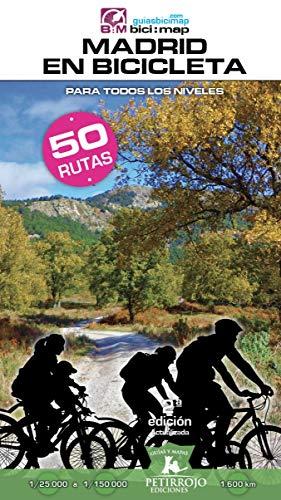 Madrid en bicicleta: 50 rutas para todos los niveles: 26 (Bici:map)