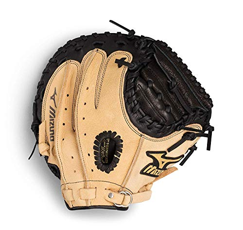 Mizuno Prospect GXC105 Youth Catcher's Mitt (32.50-Inch, Right Handed Throw)