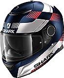 Shark, Casco integral de moto, Spartan Strad BWR, M