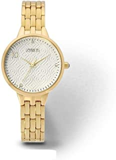Zyros Casual Watch For Women Analog Metal،  ZAA025L010111