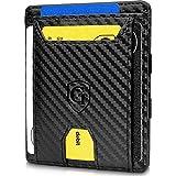 GenTo Magic Wallet Pacific - TÜV geprüfter RFID, NFC Schutz - Magische Geldbörse mit großem...