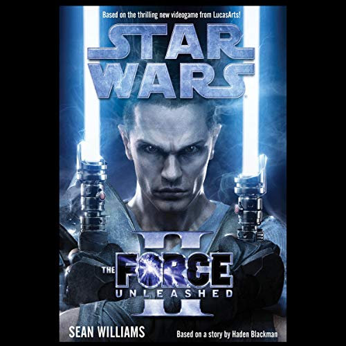 Star Wars: The Force Unleashed II audiobook cover art