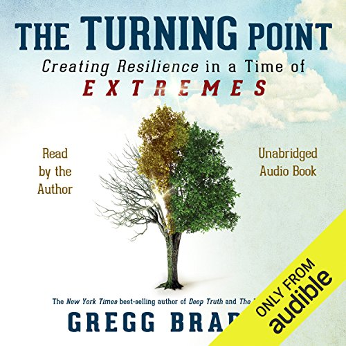 The Turning Point audiobook cover art