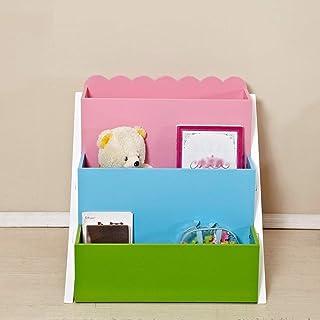 AOIWE Boîte de Rangement pour Enfants Boîte de Rangement Accessoires de débris Racks Ross de Stockage de Finition Simple 5...